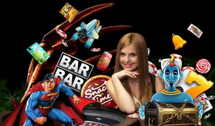 888 Casino Juegos