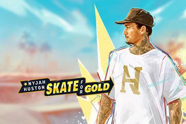 Nyjah huston - skate for gold