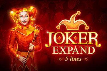 Joker expand: 5 lines